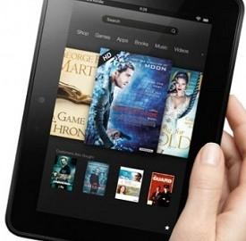 Kindle Fire HD di Amazon in offerta