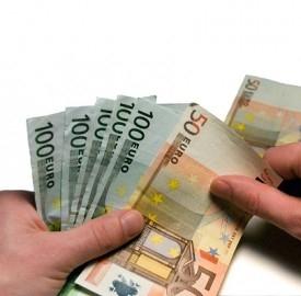 Prestiti in calo per l'aumento del rischio di insolvenza