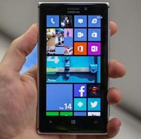 Nokia Lumia 925: foto di alta qualità