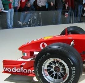 Formula 1: si riparta da Spa