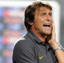 Antonio Conte pronto per l'esordio in campionato della Juventus
