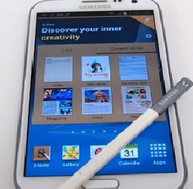 Galaxy Note 3, uscita imminente