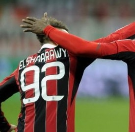 Il Milan pronto alla sfida di mercoledì con il Psv