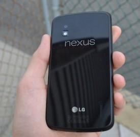 Nexus 4 presenta diversi bug con l'aggiornamento ad Android 4.3
