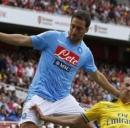 Il Napoli impegnato contro il Porto