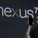 Esce a settembre Nexus 7, tablet di Google e Asus