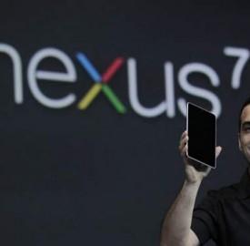 Nexus 7, il nuovo tablet di Google e Asus: novità rispetto al precedente