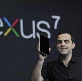 Arriva Nexus 7, il nuovo tablet di Google prodotto da Asus