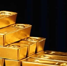 Il prezzo dell'oro in forte salita