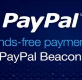 Nuovo metodo di pagamento con PayPal e gli smartphone