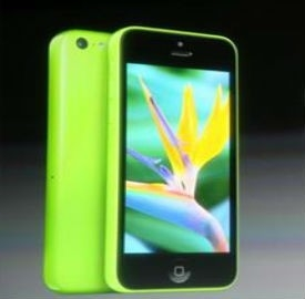 Apple ufficializza iPhone 5C