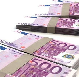 In calo i prestiti, aumentano i depositi secondo le rilevazioni di Bankitalia.