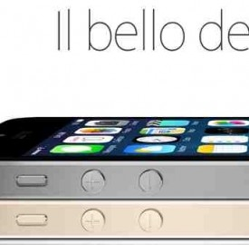 iPhone 5S: novità su uscita in Italia, prezzo e caratteristiche
