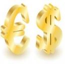 Forex: continua la corsa al rialzo dell'euro sul dollaro penalizzato dalla politica internazionale
