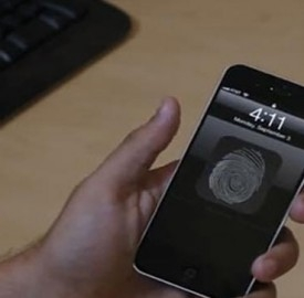 iPhone 5S Touch ID Sensor