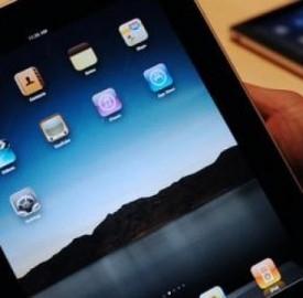 iPad 4 della Apple in promozione sul web