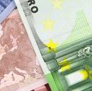 Il presidente della Bce a Berlino parla sui tassi.