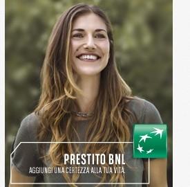 Prestito BNL In Novo