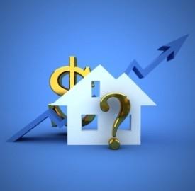 Mutui: finanziamenti sempre più bassi, neanche la metà del valore della casa