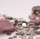 Prestiti, aumentano rischi di insolvenza