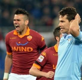 Verso il derby Roma-Lazio