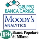 Bpm e Carige, rating abbassato