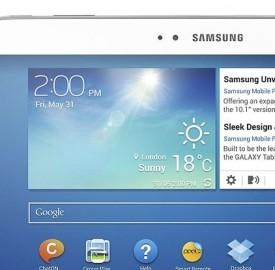 Samsung Galaxy Tab 3 da 10 pollici