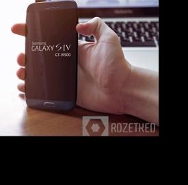 Un'immagine di un prodotto Samsung