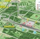 Mappa del circuito del Gran Premio d'Italia