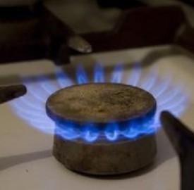 Consumi gas in calo