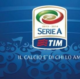 Orari tv anticipi e posticipi e il programma completo della 7^ di Serie A 2014