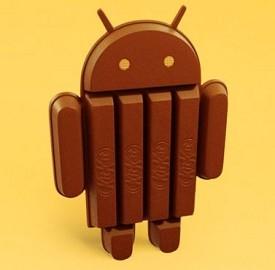 Nuovo aggiornamento Android 4.4 KitKat
