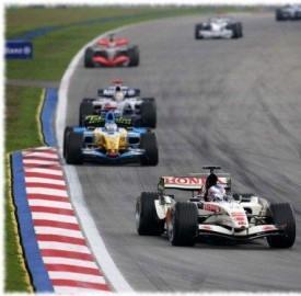 Sullo storico tracciato di Monza, parte il GP d'Italia Formula1 2013