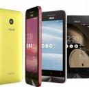 Novità smartphone 2014, nuovi Asus Zenfone 4,5,6