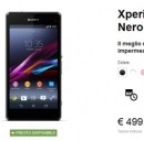 Novità smartphone 2014, Sony Xperia Z1 Compact