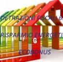 Detrazioni risparmio energetico: l'Agenzia delle Entrate specifica sull'ecobonus