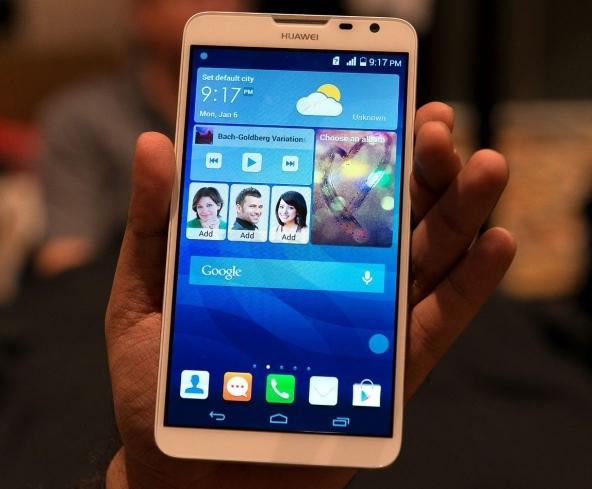 Novità smartphone 2014, Huawei Ascend Mate 2