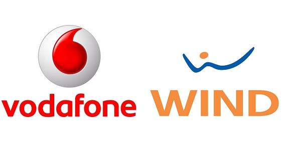 Vodafone e Wind, confronto tariffe