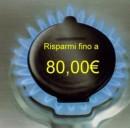 Con il bonus gas risparmi in media 80 euro l'anno