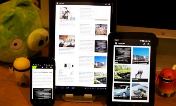 Feedly, app per Android aggionato alla versione 18