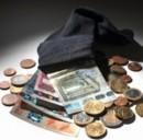 Molti italiani chiedono prestiti ai genitori