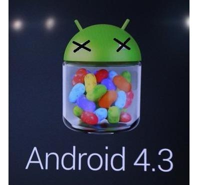 Samsung Galaxy S3 e S4, problemi con Android 4.3