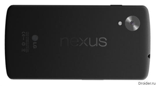 Google Nexus 5, il nuovo smartphone Google