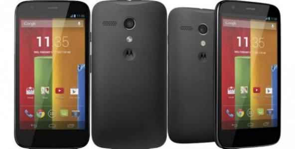 Nuovo Motorola Moto G Dual Sim, novità smartphone