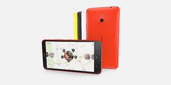 Nokia Lumia 1320 in Italia a 349 € da Febbraio!