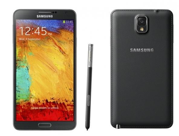 Nell'immagine il Samsung Galaxy Note 3
