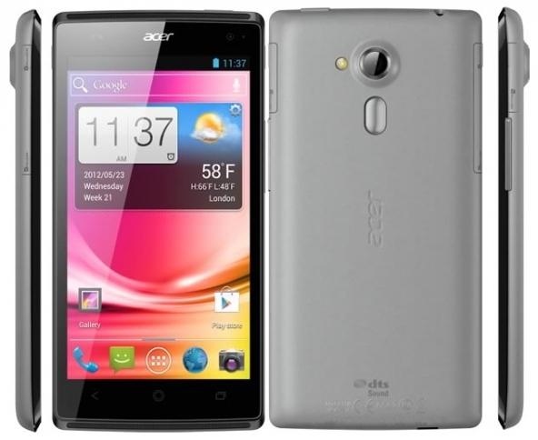 Novità smartphone low-cost 2014, Acer Liquid Z5