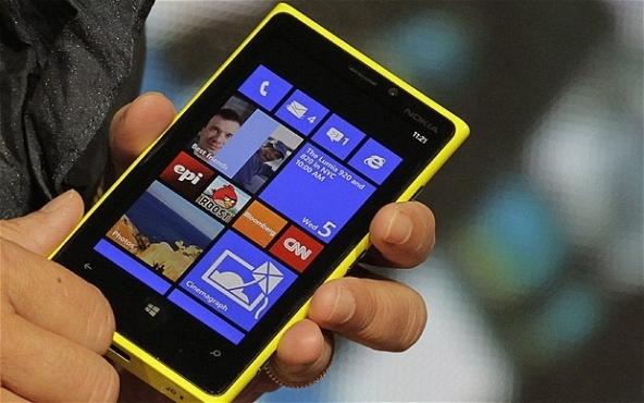 Il Nokia Lumia 920, ex top di gamma Nokia