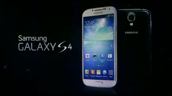 Samsung Galaxy S4 con Wind