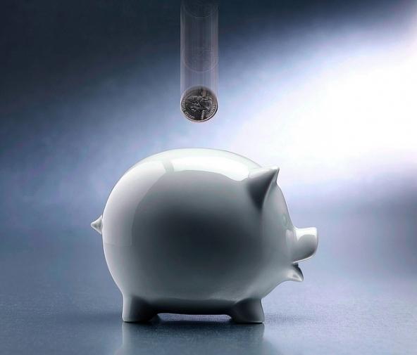 Ridotti i prestiti ai privati